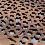 Laser Cut Wood Veneer MDF 4