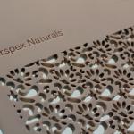Laser Cut Acrylic Natural Plastics 1