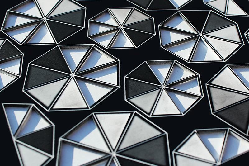 Laser Cut Rowmark Plastic